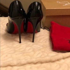 Christian louboutin heels 120